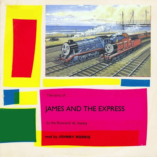 Johnny Morris - James and the Express - Read By Johnny Morris (Remastered)