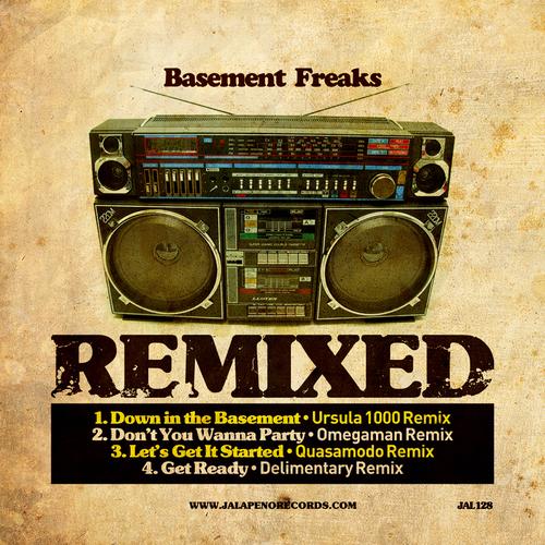 Basement Freaks - Remixed