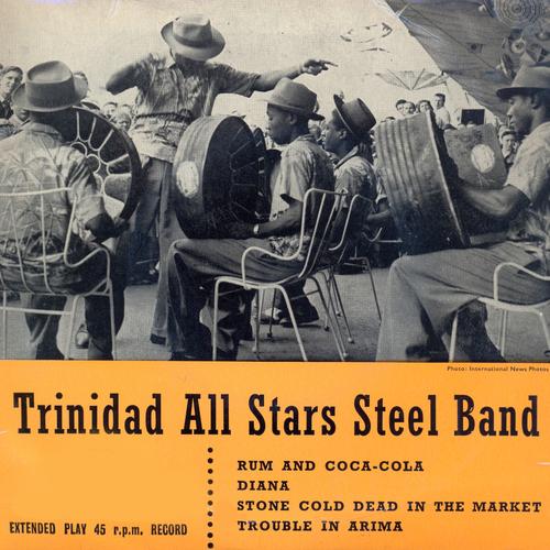 Trinidad All Stars Steel Band - Trinidad All Stars Steel Band