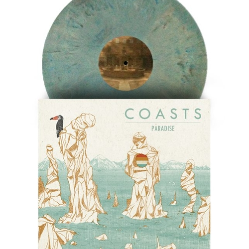 Coasts - Limited Edition Coasts - Paradise (EP) Vinyl