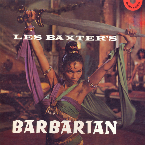 Les Baxter - Les Baxter's Barbarian