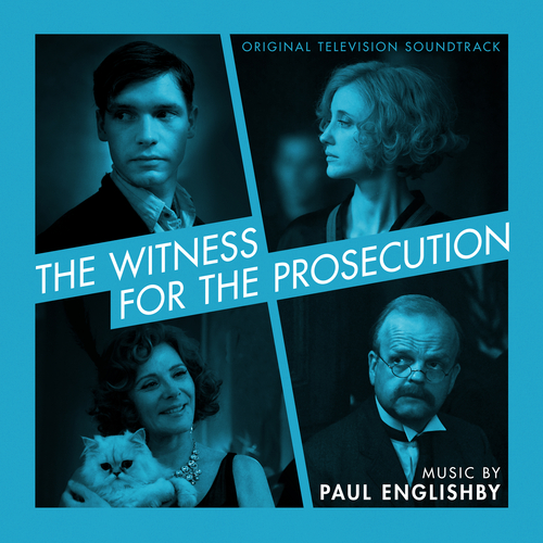Paul Englishby - The Witness For The Prosecution (Original Television Soundtrack)