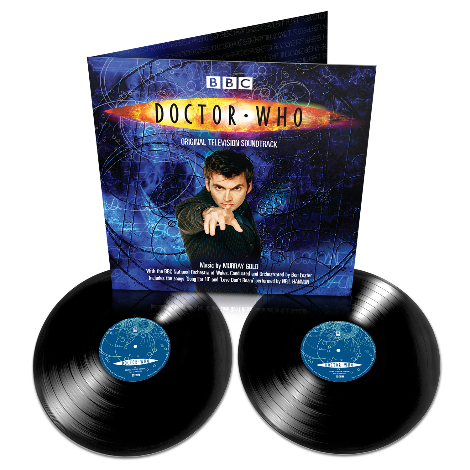 Murray Gold - Doctor Who Series 1&2 Vinyl DLP