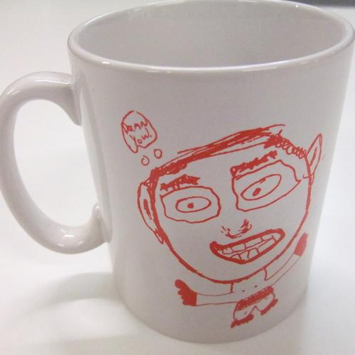 Guillemots Doodle Mug