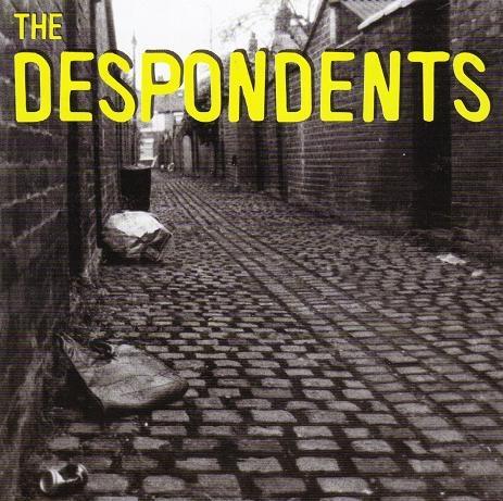 Despondents The The Despondents Dead By Mono Records