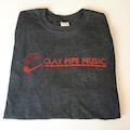 Dark Sports Grey Clay Pipe T-Shirt
