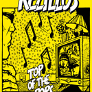 Rezillos / Top Of The Pops poster