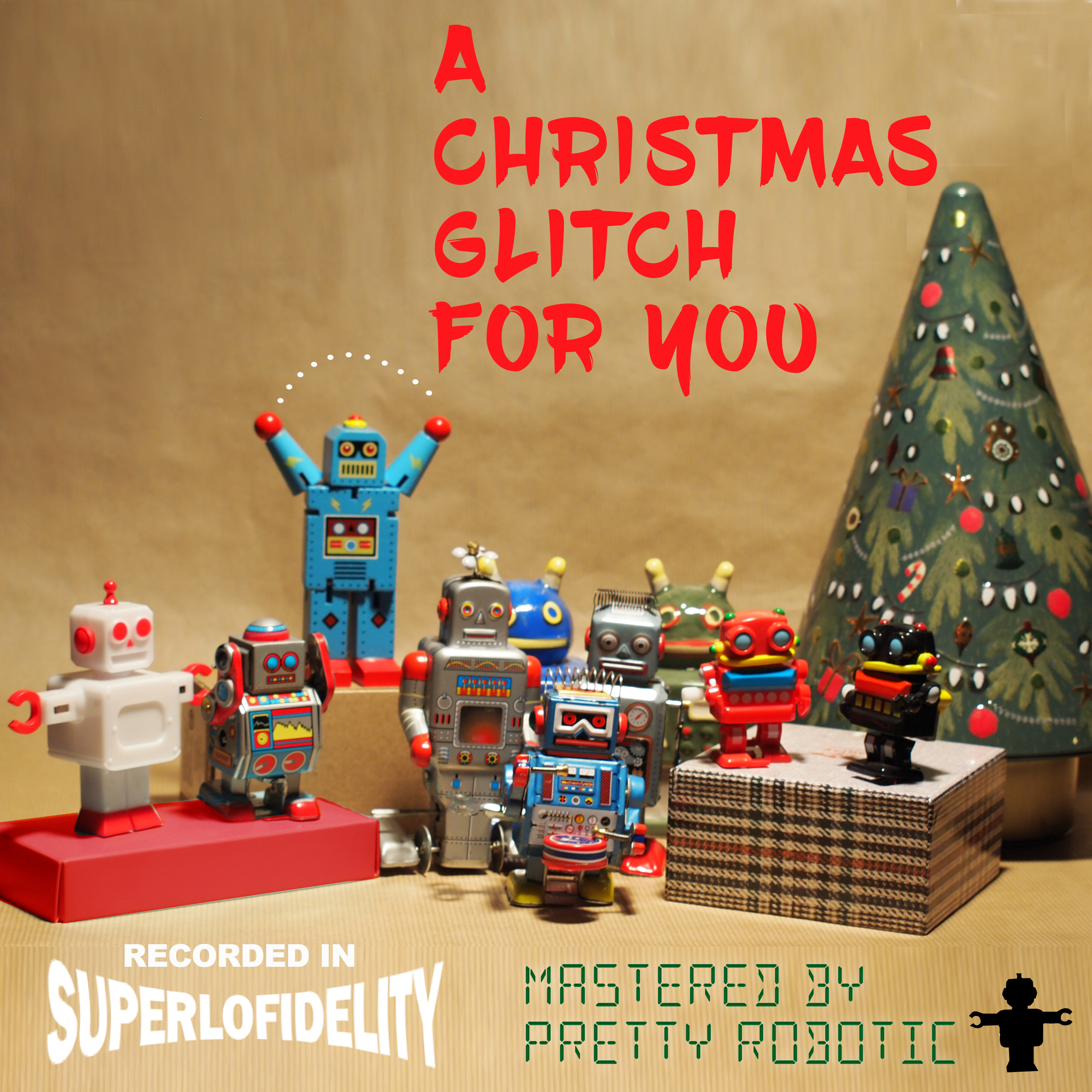 A Christmas Glitch for You