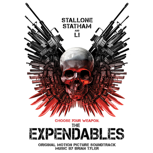 Brian Tyler - The Expendables Soundtrack