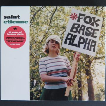 Saint Etienne - Foxbase Alpha Double CD