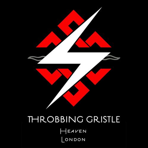 Throbbing Gristle - TG UK 2009 Tour T-Shirt - Heaven. London