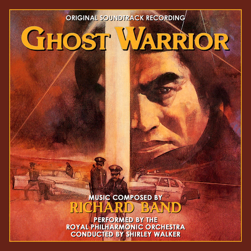 Richard Band - Ghost Warrior (Original Motion Picture Soundtrack)