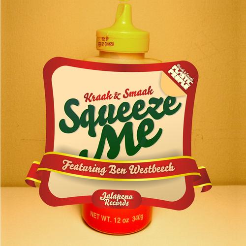 Kraak & Smaak feat. Ben Westbeech - Squeeze Me