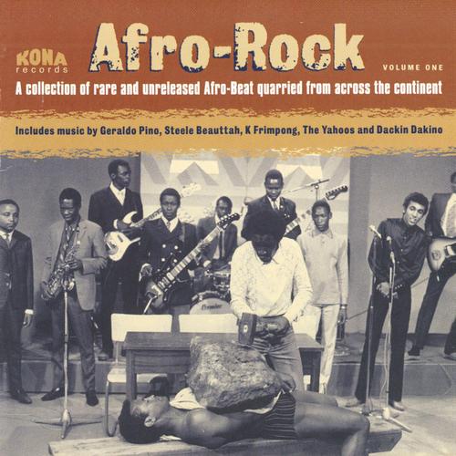 Various Artists - Afro-Rock Vol. 1