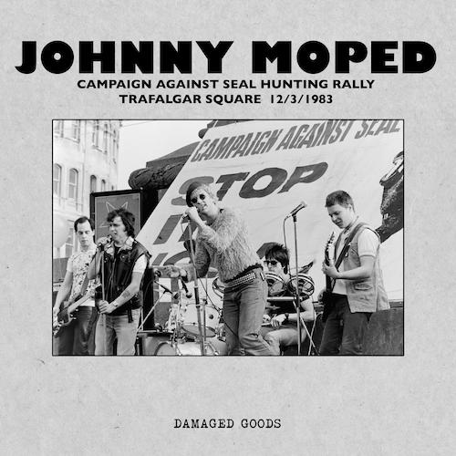 Johnny Moped - Live In Trafalgar Square 1983