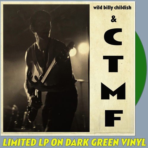 CTMF - SQ1 LP (Dark green vinyl)