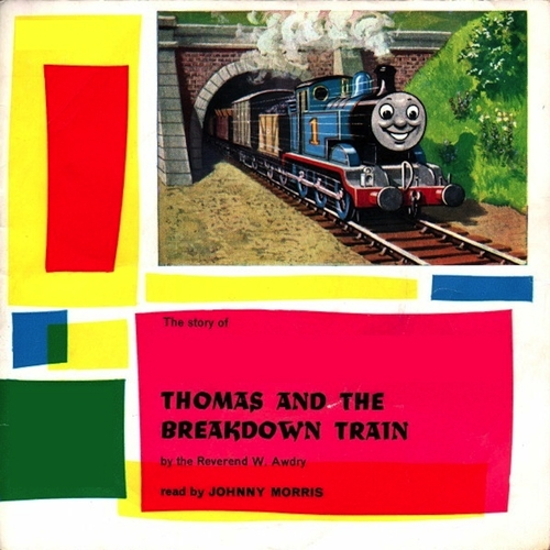 Johnny Morris - Thomas and the Breakdown Train - Read By Johnny Morris (Remastered)