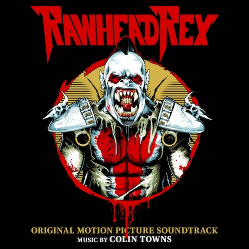 Colin Towns - Rawhead Rex (Original Motion Picture Soundtrack)