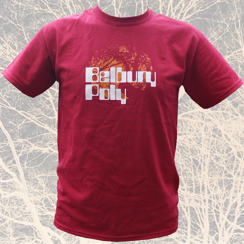 Belbury Poly - Belbury Poly T-Shirt (red)