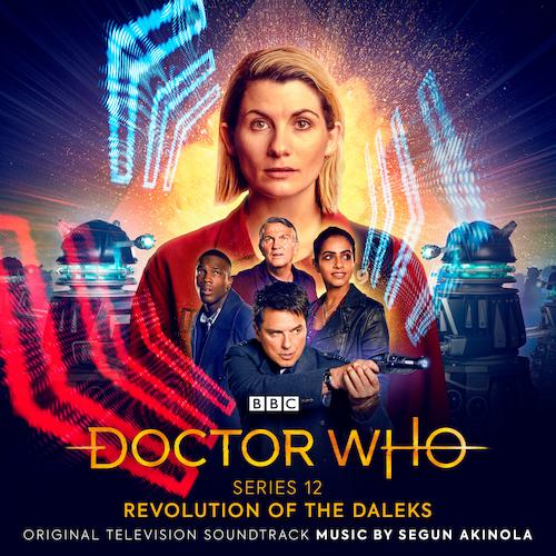 Segun Akinola - Doctor Who Series 12 - Revolution Of The Daleks (Original Television Soundtrack)