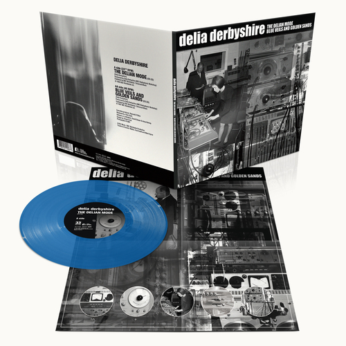 The Delian Mode/Blue Veils 7""