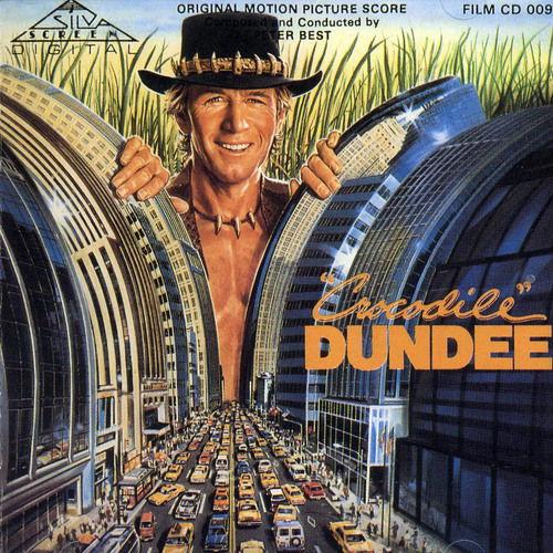 Peter Best - CROCODILE DUNDEE