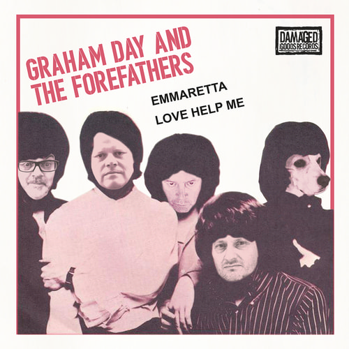 Graham Day & The Forefathers - Emmaretta - BLACK VINYL