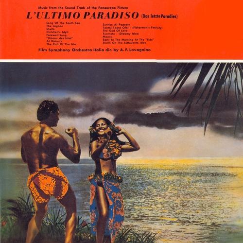 A.F. Lavagnino - L'Ultimo Paradiso (Original Motion Picture Soundtrack) [Remastered]