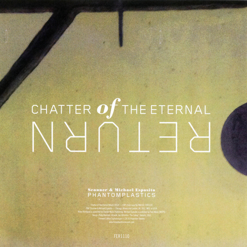 Scanner - Chatter Of The Eternal Return