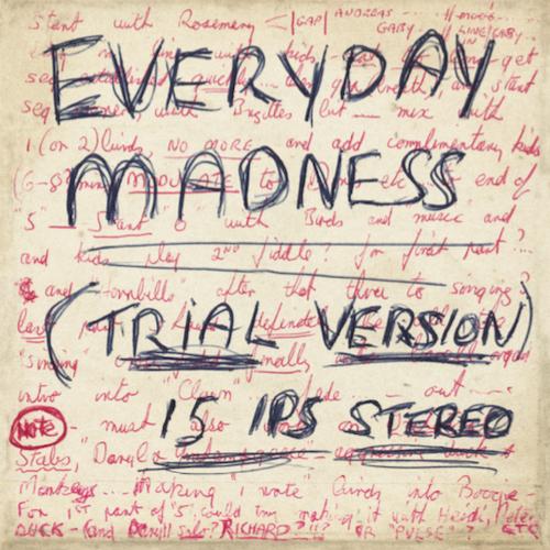 Basil Kirchin - Everyday Madness
