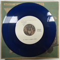 "CTMF - He Wore A Pagan Robe - Limited edition BLUE VINYL 7"" on Squoooge Records, Germany"