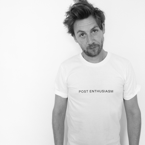 Dan Michaelson, Dan Michaelson and The Coastguards - POST ENTHUSIASM T-Shirt