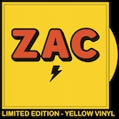 ZAC - YELLOW VINYL LP