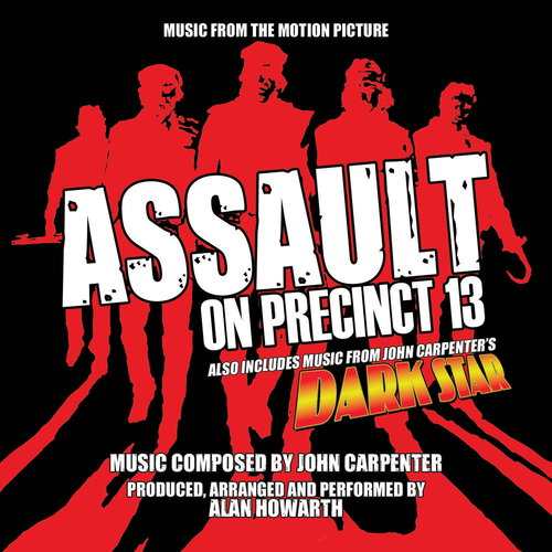 Alan Howarth - Assault On Precinct 13 / Dark Star