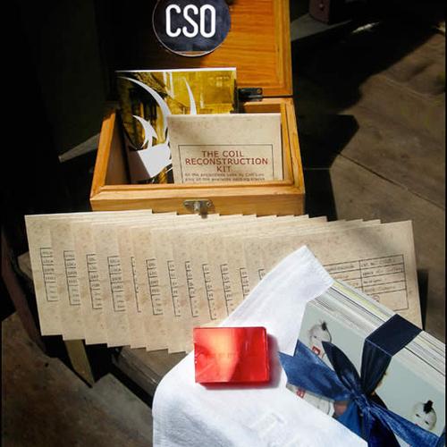 Coil - Colour Sound Oblivion Box Set: Open Edition