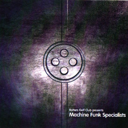 Various Artists - Machine Funk Specialists