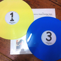 Johnny Moped - The Complete Bootlegs I & II (BLUE / YELLOW VINYL LPs)