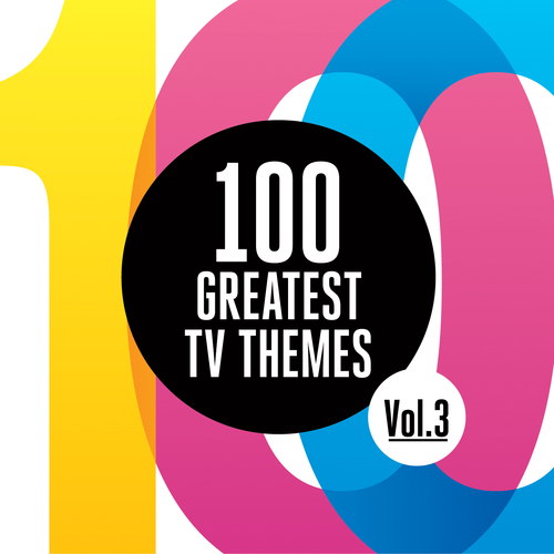 Various Artists - 100 Greatest TV Themes, Vol. 3
