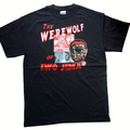 T-Shirt - 'Werewolf of Iwo Jima' – special tribute design by Billy Houlston and Stella Keen