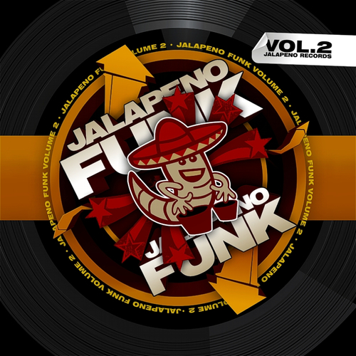 Various Artists - Jalapeno Funk Vol.2
