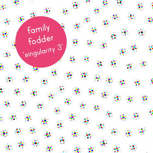 Family Fodder - Singularity 3 - Hippy Bus to Spain
