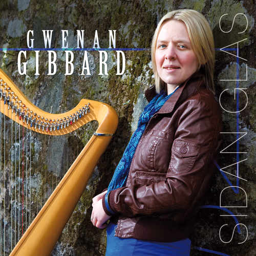 Gwenan Gibbard - Sidan Glas