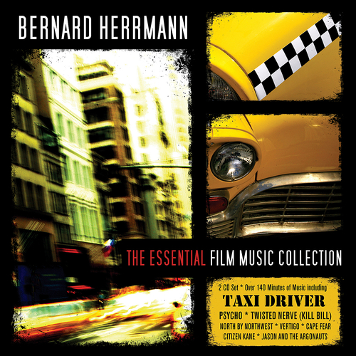 Bernard Herrmann - The Essential Film Music Collection