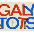 """Galy Tots"" Signed Ken Garland Poster"