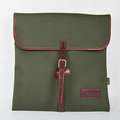The Classic 12-Inch Record Hunting Bag - Olive