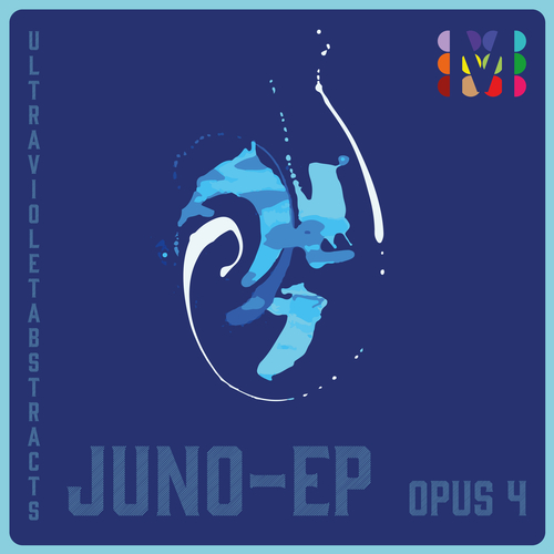 Ultra Violet Abstracts - Juno-Ep Opus 4