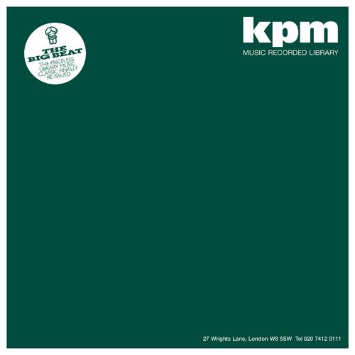 Keith Mansfield & Alan Hawshaw - The Big Beat