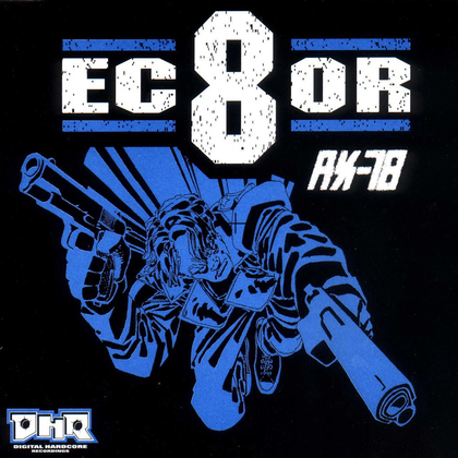 Ec8or - AK 78 cover