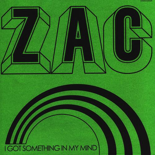 ZAC - I Got Something in my Mind