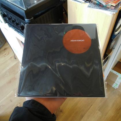 "Aidan Knight - The Arp b/w What Light Never Goes Dim - 8"" Vinyl cover"